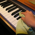 Cách bảo quản Piano điện tại nhà