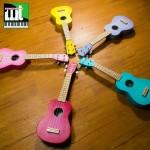 Đặc điểm giữa Guitar và Ukulele