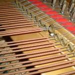 Tìm hiểu về dây đàn Piano