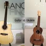 Phân biệt giữa Guitar và Ukulele