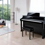Bảo quản Grand Piano