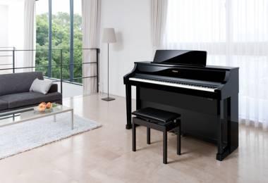 Sử dụng đàn piano cần lưu ý điều gì? Phần 1