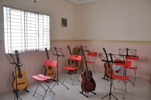 Khóa học Guitar