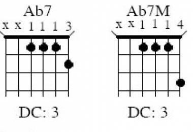 Học thế bấm Guitar căn bản