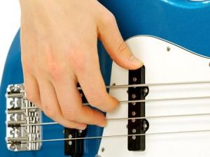 Vi tri cac ngon choi guitar bass