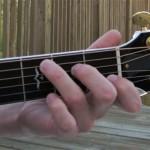 Luyện tay trái bấm khi chơi đàn Guitar