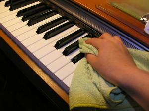 Bảo quản Piano