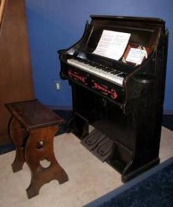 reed organ dau tien cua Nhat