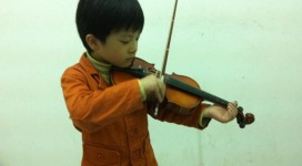 PP hoc violin nhanh