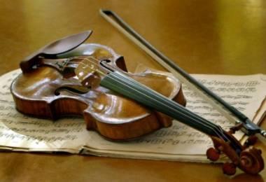"""""""Bí ẩn"""" về cây đàn Violin"""