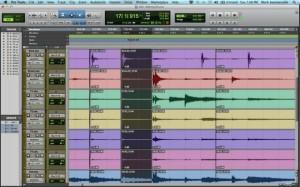Drums-editing