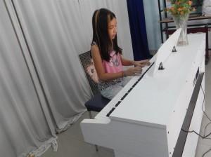 Luyện tập Piano