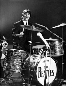 Ringo Starr thời trẻ