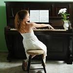 Vị trí cho cây đàn Piano của Pé