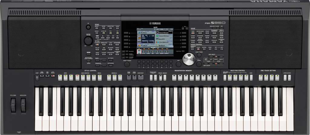 Dan-Organ-Yamaha-Psr-S950