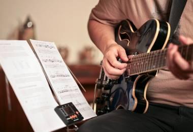 Phương pháp tự học Guitar hiệu quả